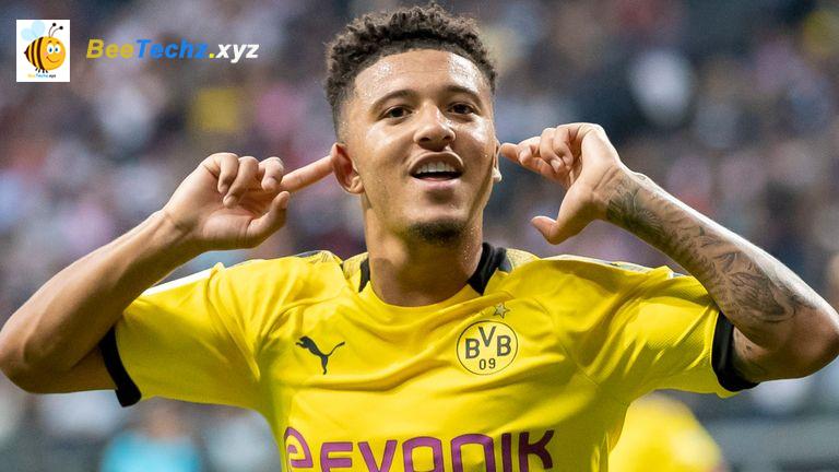 FIFA ONLINE 4 | Review Jadon Sancho 21 TOTS ngôi sao trẻ sáng giá của Tam Sư