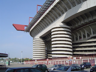 Photo of the Stadio Giuseppe Meazza