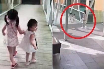 Waahh viral Anak Jatuh dari Lantai 5 saat Ibu Main HP, Polisi Sebut Ibu Lalai Bikin Murka Keluarga