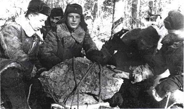 meteorito sikhote alin