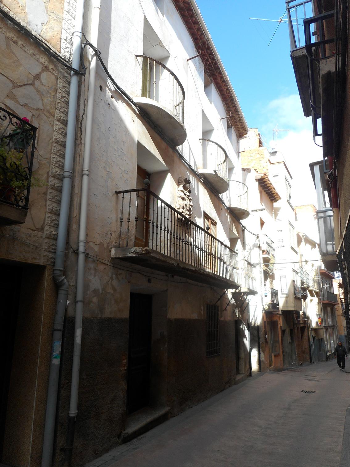 Casas solariegas en la rioja 534 autol iv calle conde for Hechuras de casas