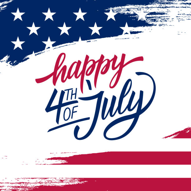 happy fourth of july images clipart