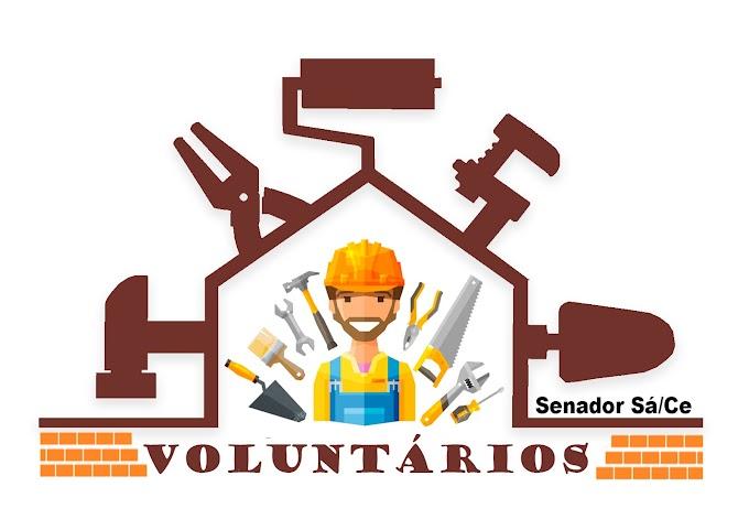 Senador Sá: Mais uma ação do grupo de voluntários. Parabéns a todos!!
