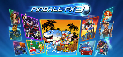 Pinball FX3 Williams Pinball Volume 5-PLAZA