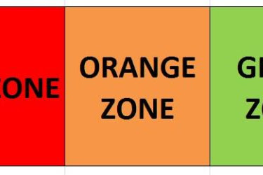 Full List of Red, Orange & Green Zones: Where States Stand as Centre Extends Lockdown