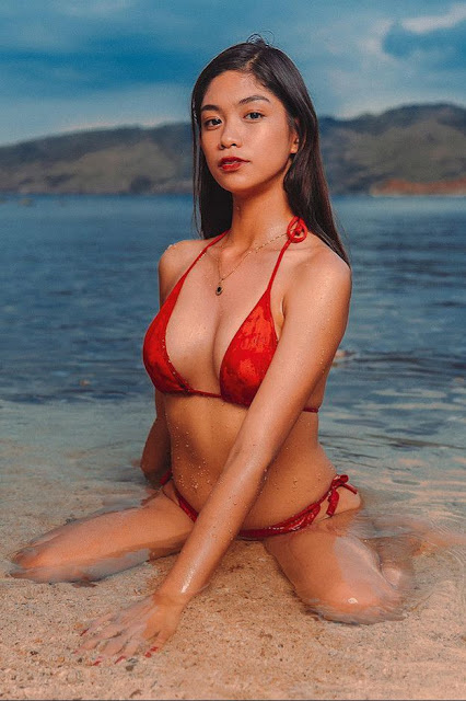 Hot and sexy photos of beautiful booty asian hottie chick Pinay freelance model Jofelaine Javier photo highlights on Pinays Finest sexy nude photo collection site.