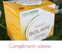 complément solaire Naturactive Doriance