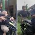 NAKU| Selosang Nobya, Pinalagyan ng Maraming Pako ang Likuran ng Upuan ng Motorsiklo ng Nobyo!