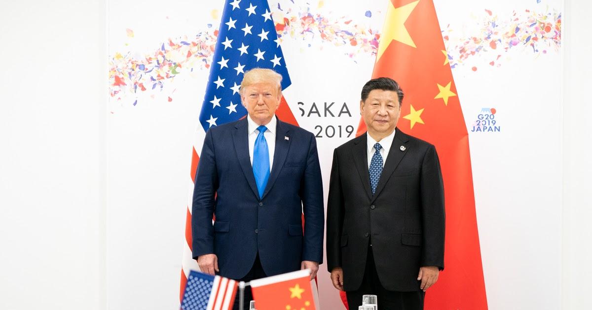 China – United States trade war
