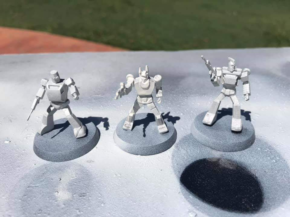 10mm Wargaming: March 2019