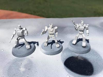 New Small Bots