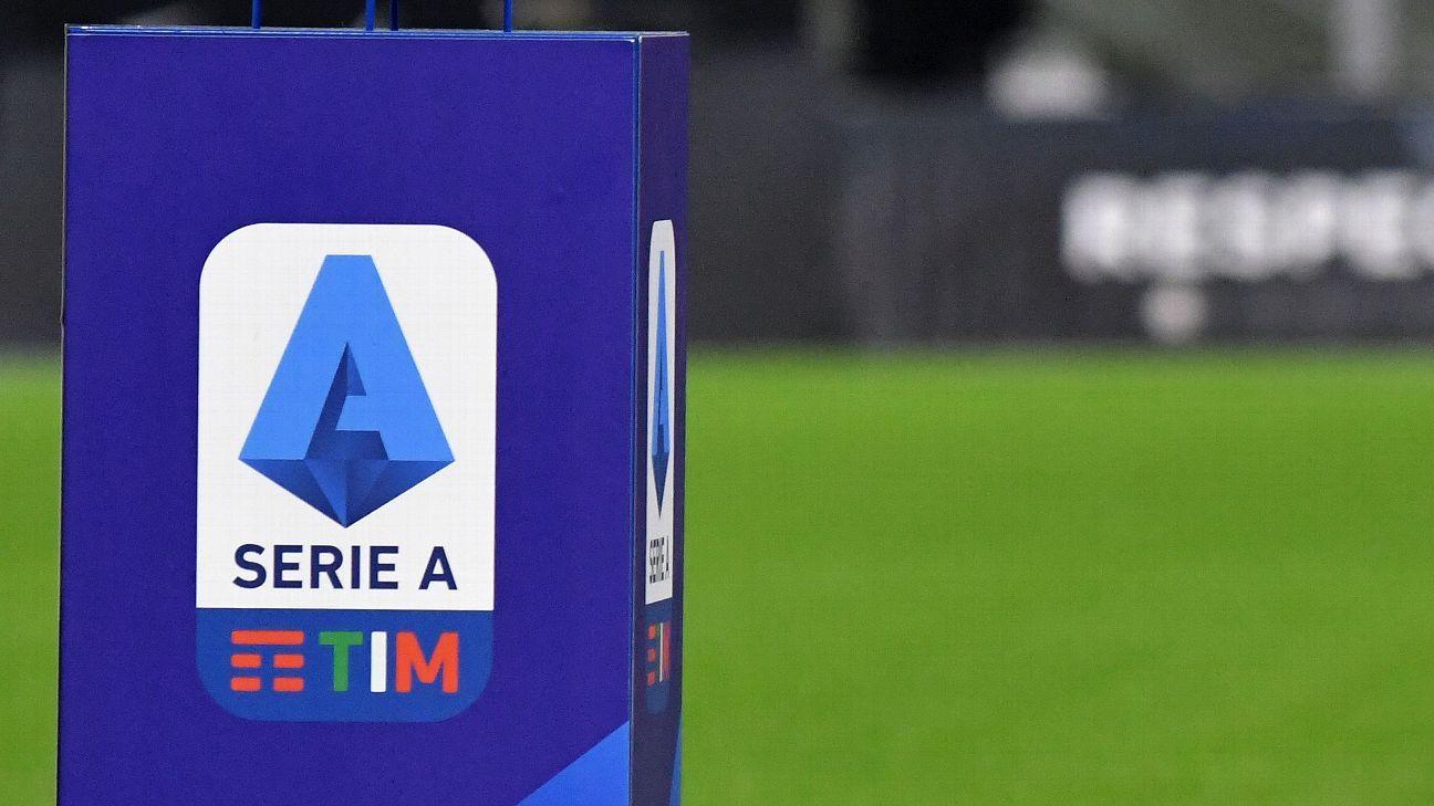 En Italia consideran muy difícil la posibilidad de reanudar la Serie A