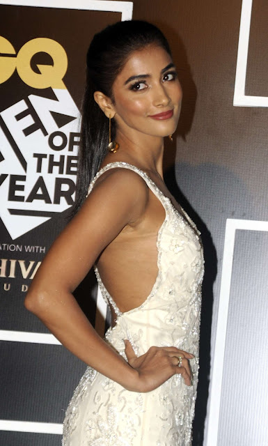 Pooja Hegde – GQ India's Men of the Year Awards 2016 in Mumbai