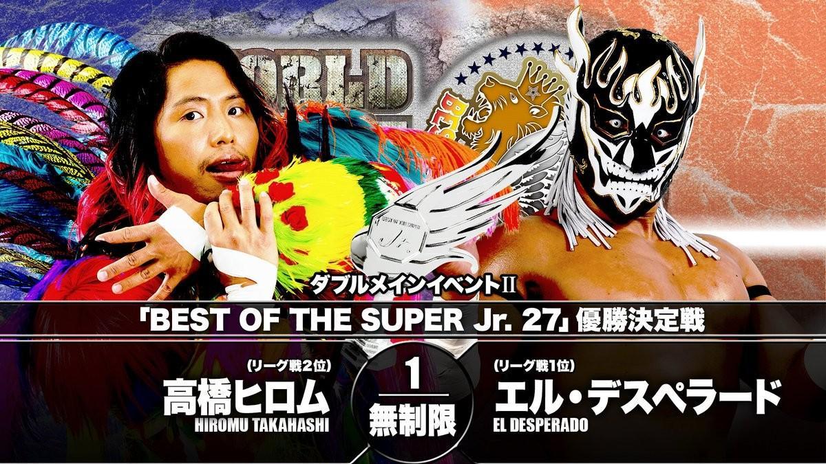 Cobertura: NJPW World Tag League & BOSJ – Finals – Até o limite!