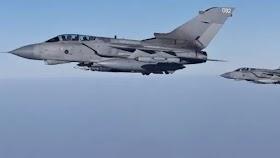 Inggris Dibombardir Pilot Pesawat Tempur Militer Arab Saudi