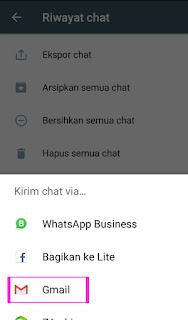Cara Hack Aplikasi Whatsapp Dengan Gmail Di Android
