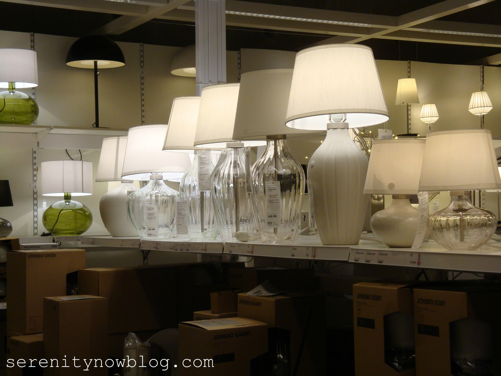 Serenity Now: IKEA Decorating Inspiration (Our Shopping Fun