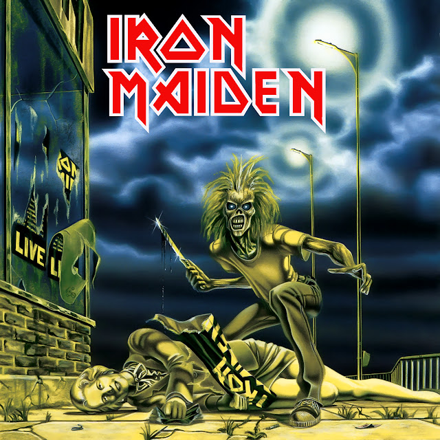 Sanctuary: a polêmica capa do Iron Maiden com Margaret Thatcher