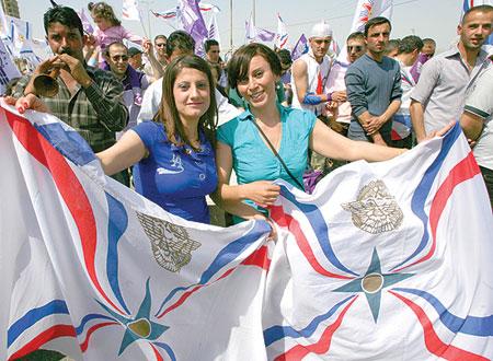 السريان ( الاشوريين) Assyrian people