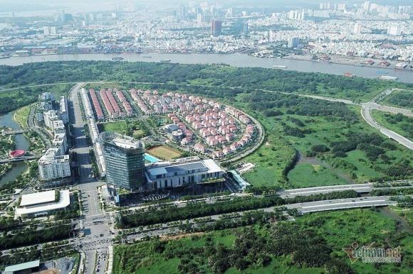 55 lô đất 22 nghìn tỷ ở Thủ Thiêm chưa được thẩm định