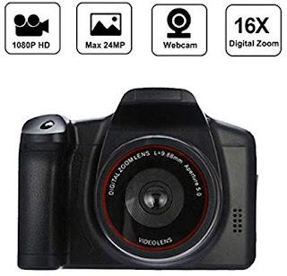 Fotocamera Digitale SLR HD