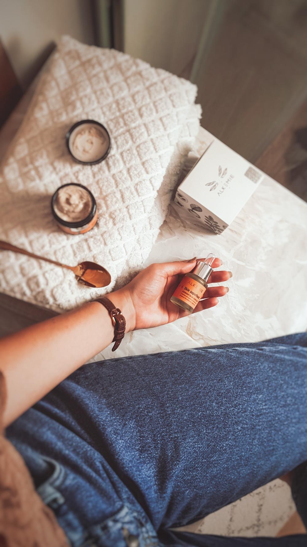 Alkemie cosmetics, kosmetyki z witaminą C
