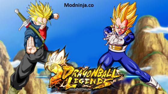 Dragon Ball Legends MOD APK  (Unlimited Money)