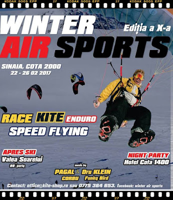concerte winter air sport sinaia cota 2000