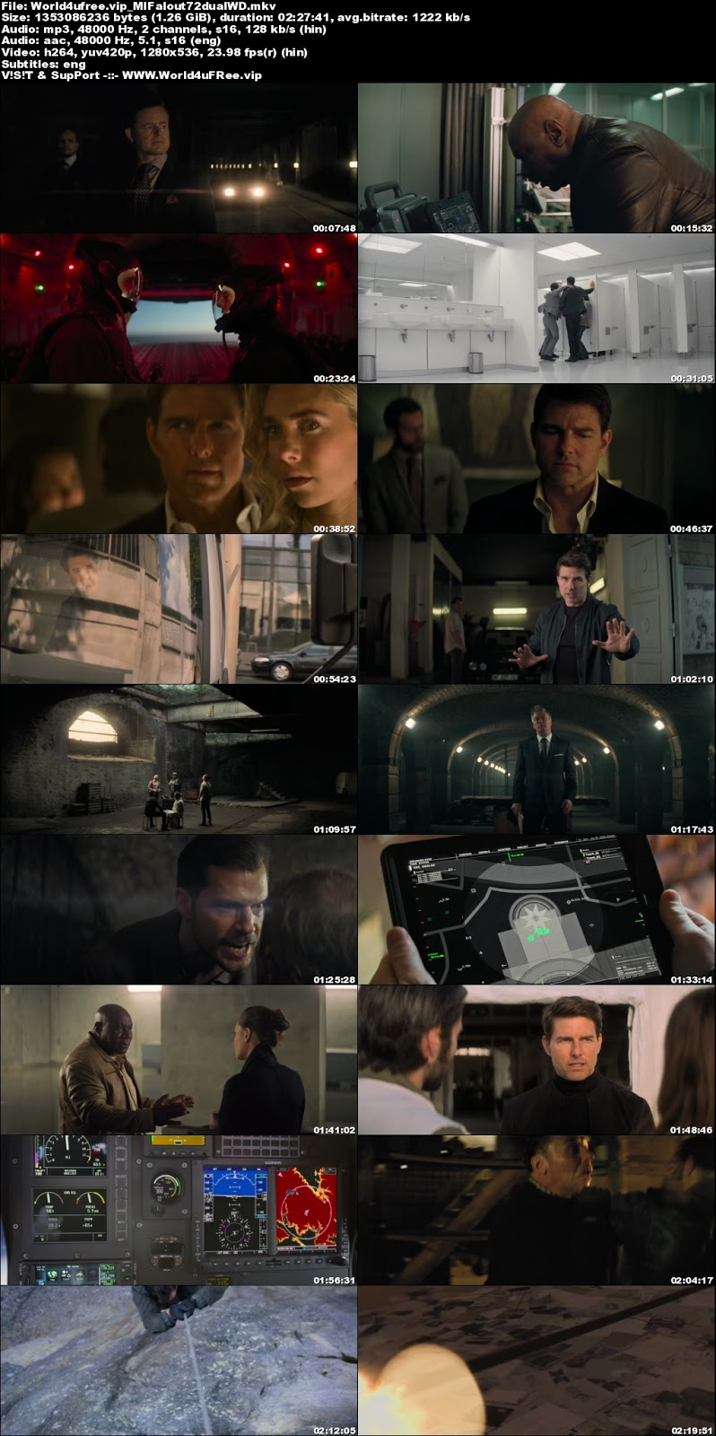 Mission Impossible Fallout 2018 Dual Audio 720p HDRip 1.2Gb world4ufree.fun, hollywood movie Mission Impossible Fallout 2018 hindi dubbed dual audio hindi english languages original audio 720p BRRip hdrip free download 700mb movies download or watch online at world4ufree.fun