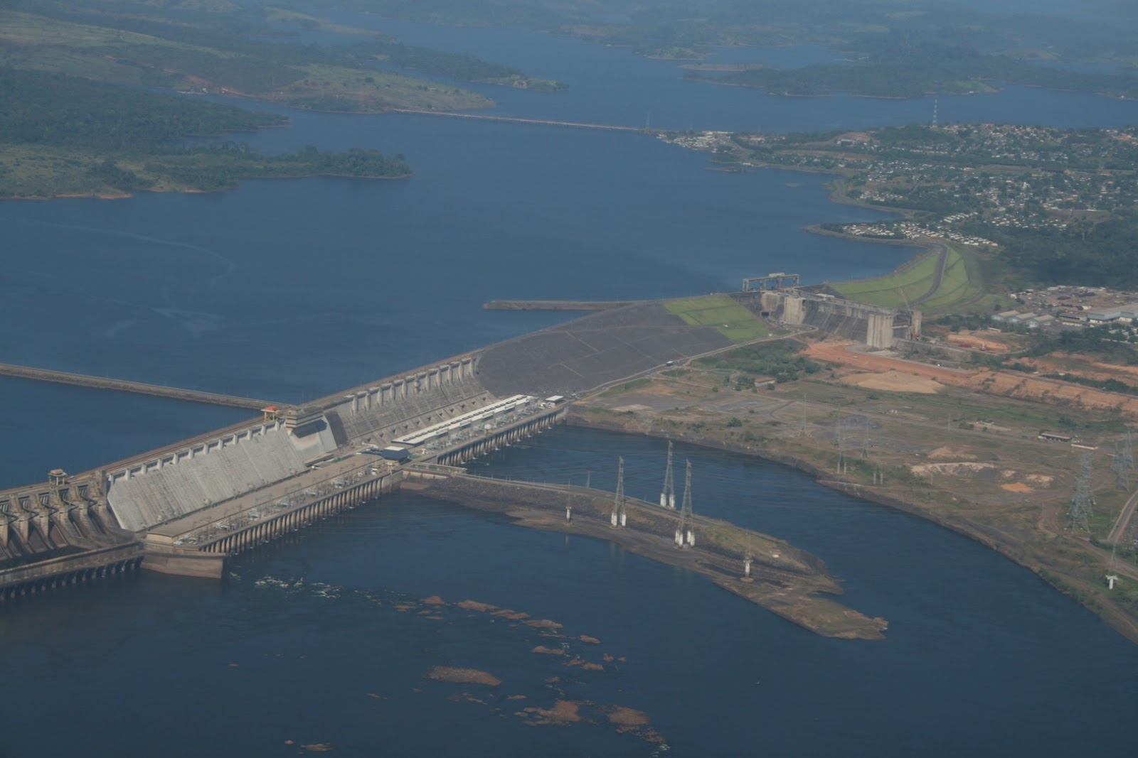 Mapfrappe Hydroelectric Dams And Reservoirs