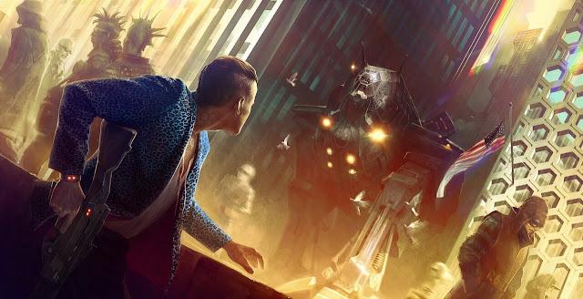 تحميل لعبة cyberpunk-2077 للكمبيوتر