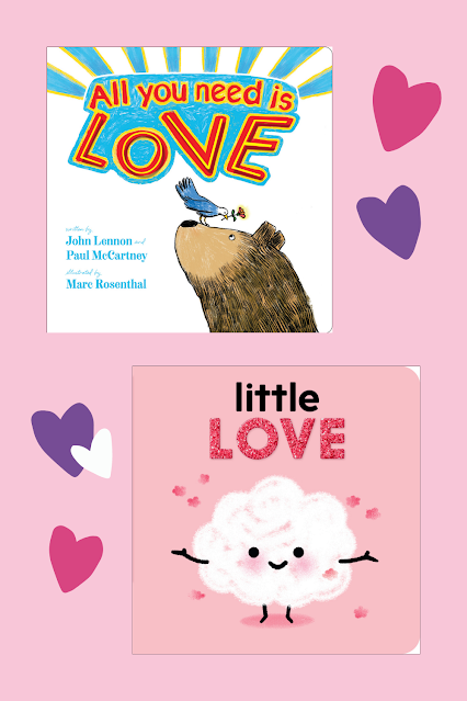 Simon Schuster Kids Board Books About Love