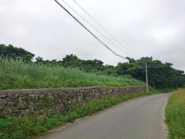 宇江城グスクの写真