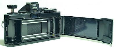 Olympus OM-2n (Black) Body #445, Zuiko MC Auto-W 28mm F2.8 #208
