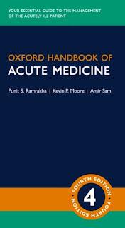 Oxford Handbook of Acute Medicine 4th Edition