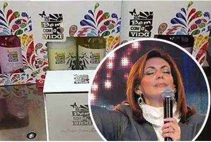 Resultado de imagem para Bispa Sônia Hernandez lança perfume com ''cheiro'' de JESUS