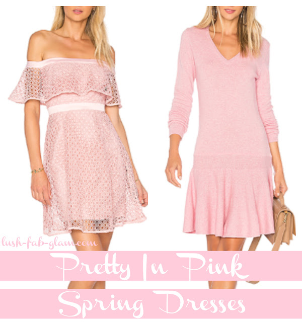 Spring Style Guide: Look stunning & pretty in pink in these spring fashion and accessories.