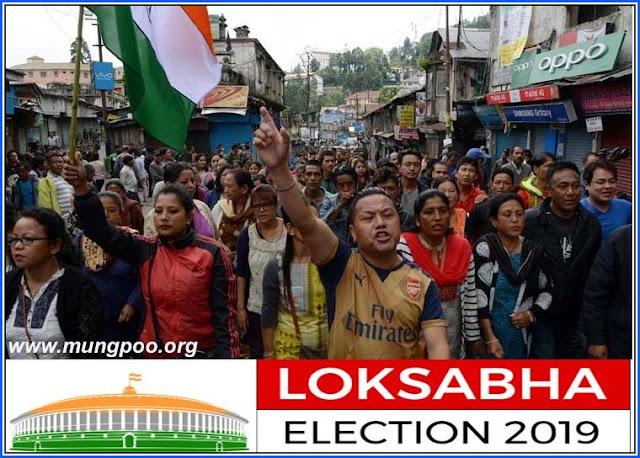 Loksabha Election fever in Darjeeling 2019