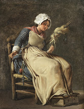 18th Century Servant Maid