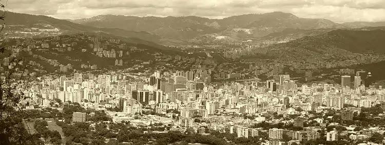أخطر الأشياء في العالم أخطر مدينة: كاراكاس