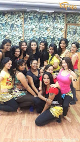 RITAMBHARA SAHNI BELLY DANCE INSTITUTE MUMBAI