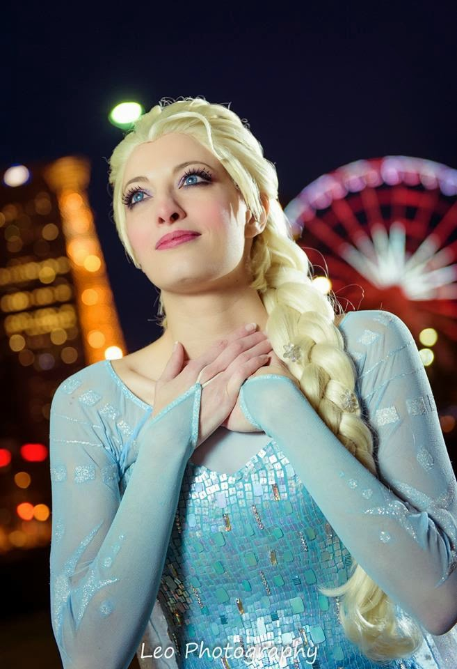 Katie George Cosplay - Disney Princess