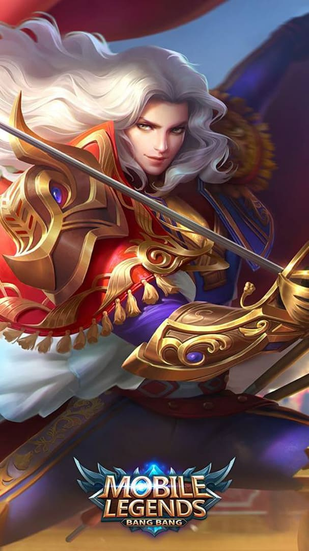 Wallpaper Lancelot Royal Matador Skin Mobile Legends HD for Android and iOS