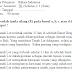 Soal Ulangan Ujian UAS UKK Bahasa Indonesia kelas 11 SMA