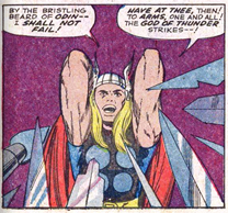 Thor 130 Thunder In The Netherworld