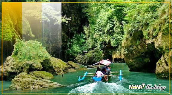 Green canyon pangadnaran