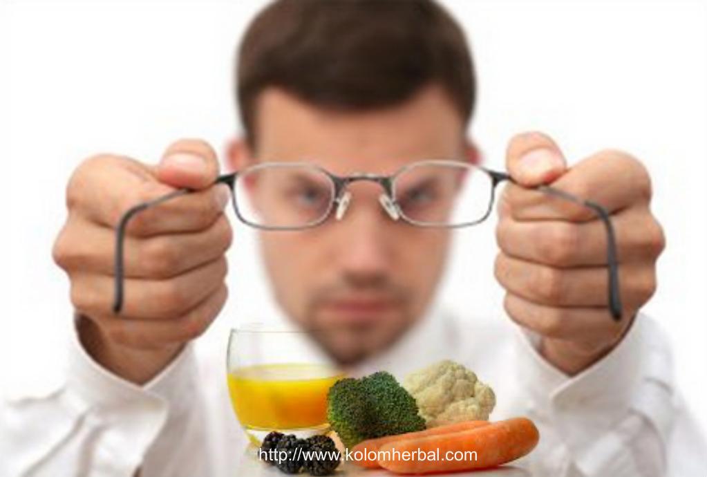 Nutrisi Yang Diperlukan Untuk Mata Yang Minus