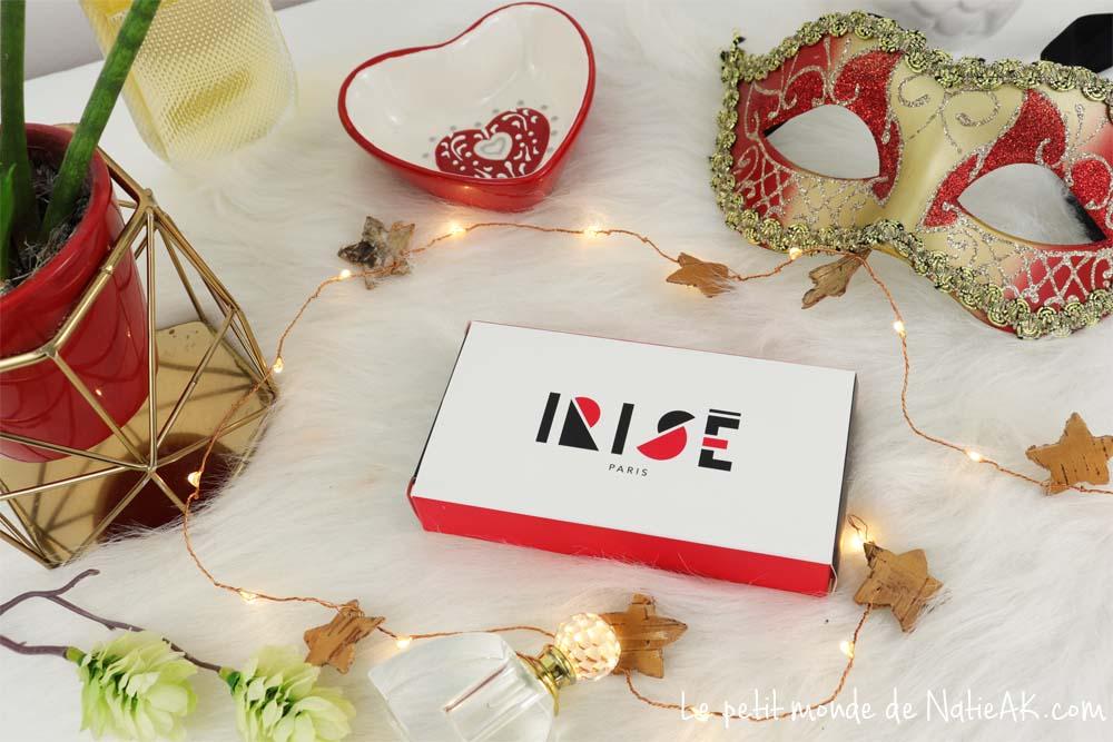 Irisé Paris mood box avis