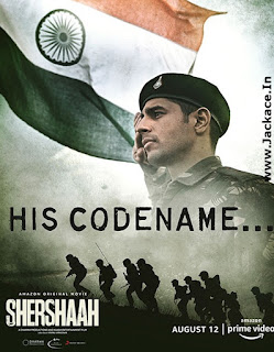 Shershaah First Look Poster 14