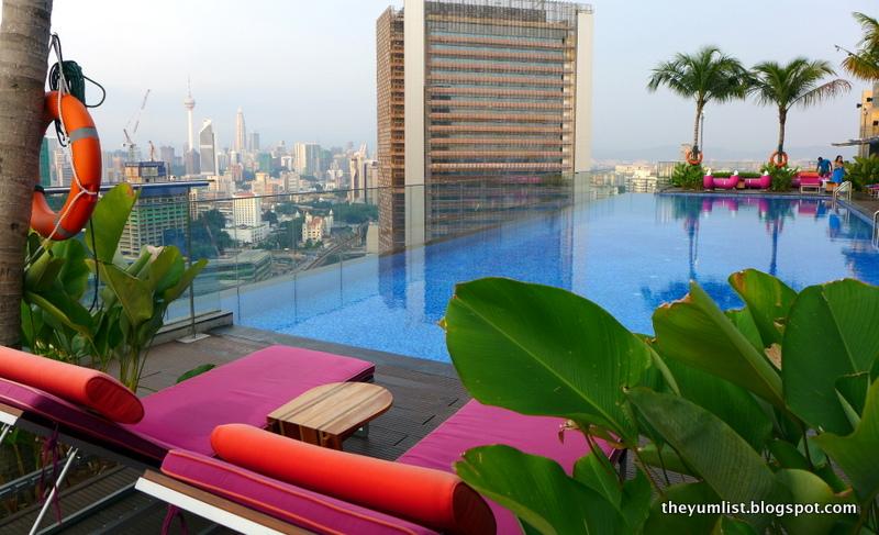 Private Pool Hotel Kuala Lumpur